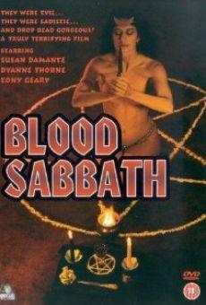 Ver película Aquelarre sangriento