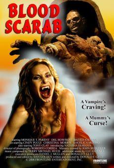 Ver película Blood Scarab
