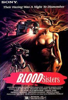 Ver película Blood Sisters