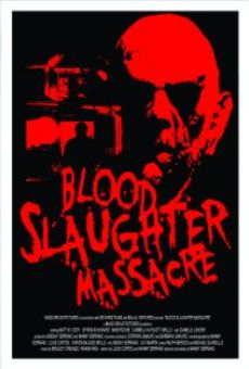 Blood Slaughter Massacre online