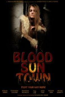 Blood Sun Town on-line gratuito