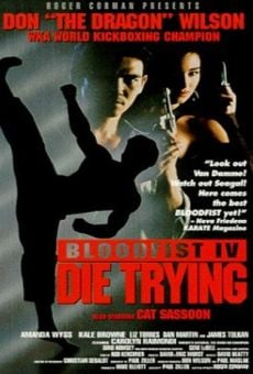 Ver película Bloodfist 4: Preparado para morir