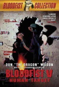 Ver película Bloodfist 5: Golpe por golpe