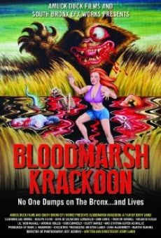 Ver película Bloodmarsh Krackoon