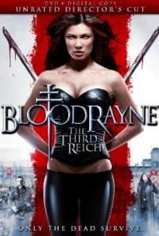 Ver película Bloodrayne 3: La sangre del Reich