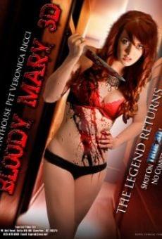 Ver película Bloody Mary 3D