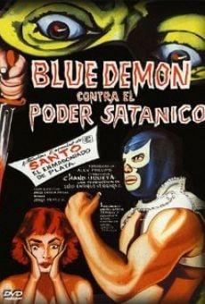 Ver película Blue Demon vs. el poder satánico