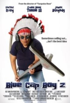 Película: Blue Gap Boy'z
