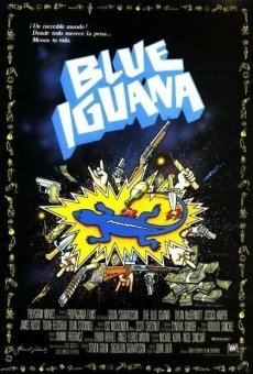 Ver película Blue Iguana