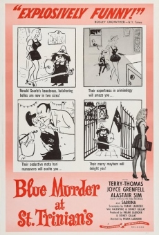 Blue Murder at St. Trinian's on-line gratuito