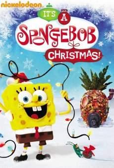 Ver película Bob Esponja: ¡Navidad esponjosa!