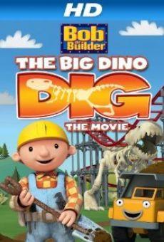 Ver película Bob the Builder: Big Dino Dig
