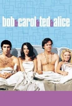 Película: Bob y Carol y Ted y Alice