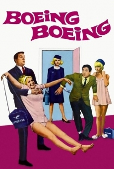 boeing boeing 1965 film en fran ais. Black Bedroom Furniture Sets. Home Design Ideas