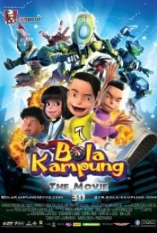 Ver película Bola Kampung: The Movie