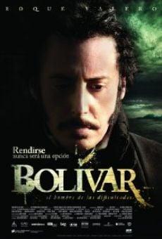 Ver película Bolívar, el hombre de las dificultades