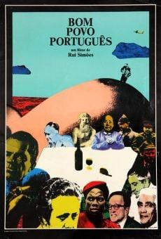 Ver película Bom Povo Português