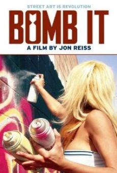 Ver película Bomb It