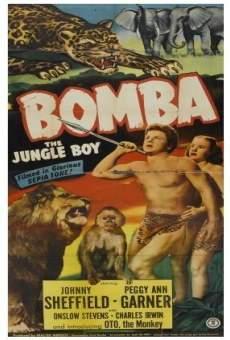 Ver película Bomba, el niño de la selva