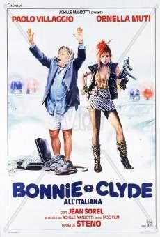Bonnie y Clyde a la italiana online