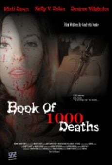 Watch Book of 1000 Deaths online stream