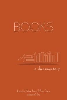 Watch Books: A Documentary online stream