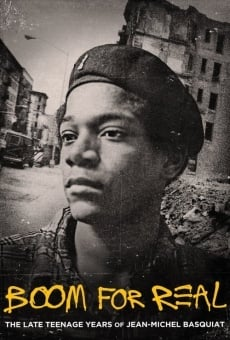 Boom for Real: The Late Teenage Years of Jean-Michel Basquiat on-line gratuito