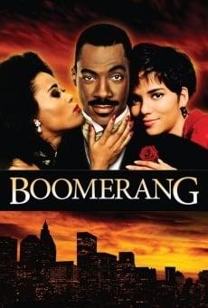 Boomerang, el príncipe de las mujeres online