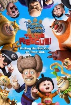 Película: Boonie Bears, to the Rescue!