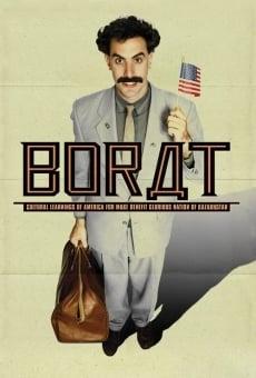 Ver película Borat: Lecciones culturales de América para beneficio de la gloriosa nación de Kazajistán