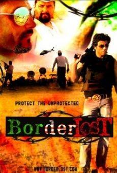 Watch Border Lost online stream