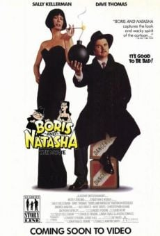 Boris and Natasha. The Movie online kostenlos