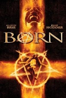 Ver película Born. El embrión del mal