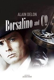 Ver película Borsalino & Cía.