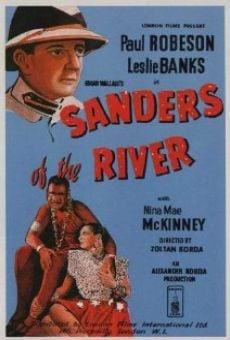 Sanders of the River online kostenlos
