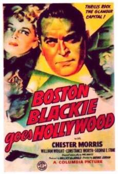 Ver película Boston Blackie Goes Hollywood