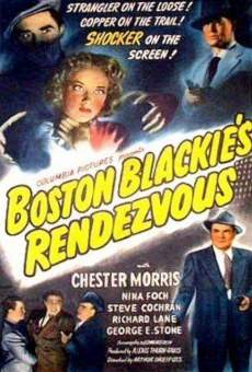 Boston Blackie's Rendezvous online