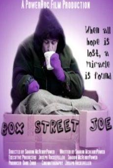 Watch Box Street Joe online stream