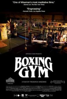 Boxing Gym gratis