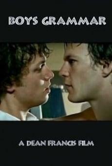 Ver película Boys Grammar