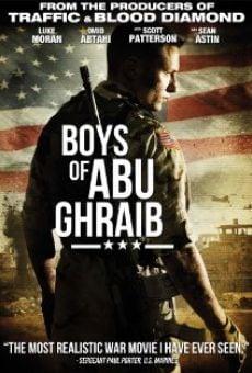 Ver película Boys of Abu Ghraib
