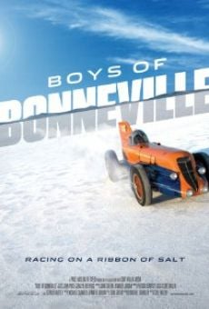 Ver película Boys of Bonneville: Racing on a Ribbon of Salt