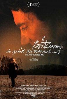Ver película Brötzmann: That's When fhe World Is Mine