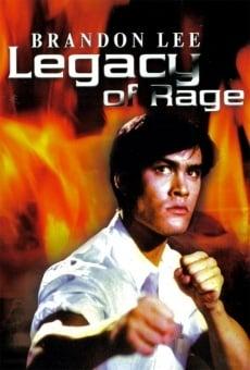 Ver película Brandon Lee: La leyenda continúa