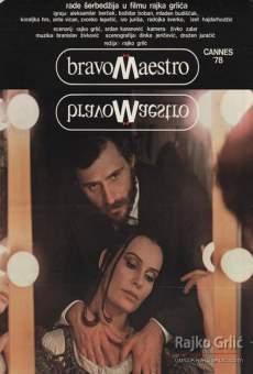 Ver película Bravo maestro