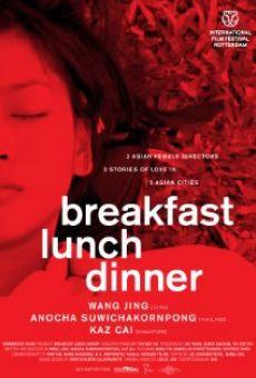 Ver película Breakfast Lunch Dinner