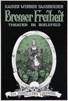 Bremer Freiheit: Frau Geesche Gottfried - Ein bürgerliches Trauerspiel