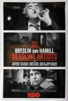 Breslin and Hamill: Deadline Artists Online Free