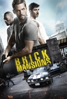 Brick Mansions online streaming