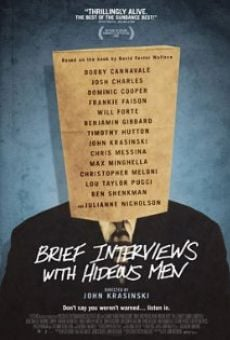 Película: Brief Interviews with Hideous Men